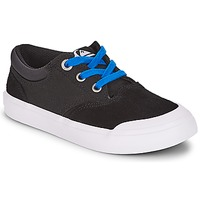 Shoes Boy Low top trainers Quiksilver VERANT YOUTH Black