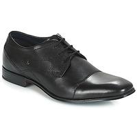 Shoes Men Derby Shoes Bugatti ROMEI Black