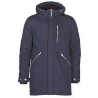 Clothing Men Parkas Jack & Jones JCOFIGURES Marine