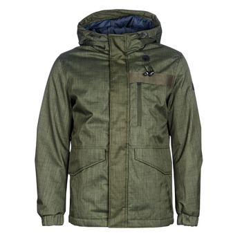 Clothing Men Parkas Jack & Jones JCOHUGO Kaki