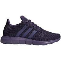 Shoes Women Low top trainers adidas Originals Swift Run W Purple