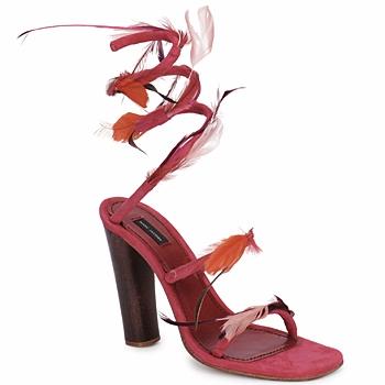 Shoes Women Sandals Marc Jacobs MJ16385 Pink
