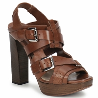 Shoes Women Sandals Michael Kors MOWAI Brown