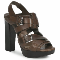 Shoes Women Sandals Michael Kors MOWAI Taupe