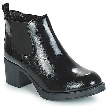 Shoes Women Ankle boots André TERRIBLE 3 Black