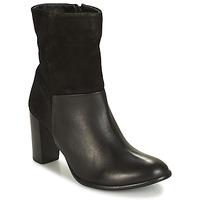 Shoes Women Ankle boots André PANDA Black