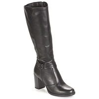 Shoes Women High boots André PHARA Black