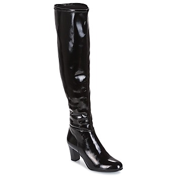 Shoes Women High boots André PRISCA 2 Black