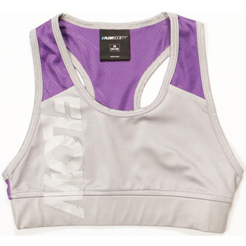 Clothing Girl Sport bras Flow Society Bra JADE Grey Girl Autumn/Winter Collection Grey