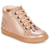Shoes Girl Mid boots André PETIT COEUR Beige