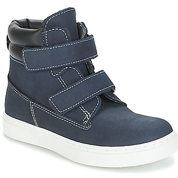 Shoes Boy Mid boots André ALESSIO Marine