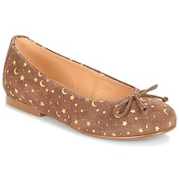 Shoes Girl Flat shoes André MOON Taupe