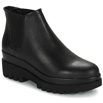 Shoes Women Mid boots André EMMA Black