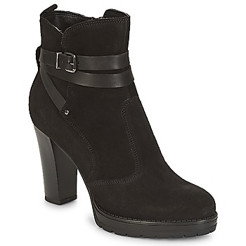 Shoes Women Ankle boots André EXTRA Black