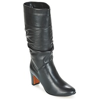 Shoes Women High boots André SARA Black
