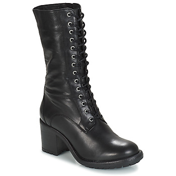 Shoes Women High boots André DARK Black