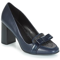 Shoes Women Heels André EDITHA Marine