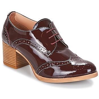 Shoes Women Derby Shoes André BIRMINGHAM Bordeaux