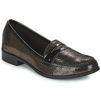 Shoes Women Loafers André JUPITER Gold