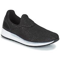 Shoes Women Slip-ons André RHINESTONE Black
