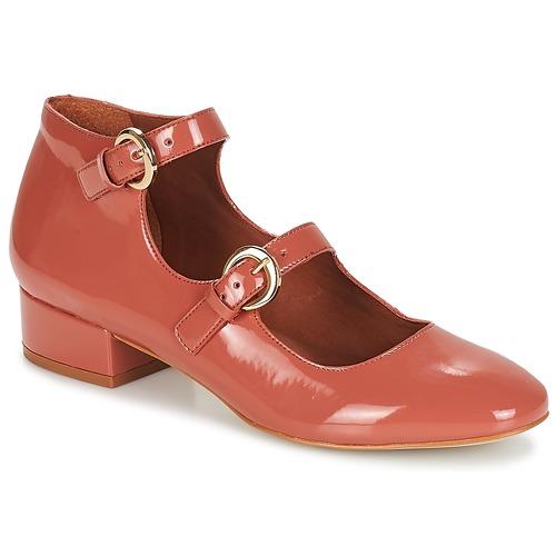Shoes Women Flat shoes André GABIE Pink