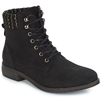Shoes Women Mid boots André CARMINA Black