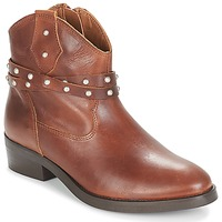 Shoes Women Mid boots André ARABELLA Brown