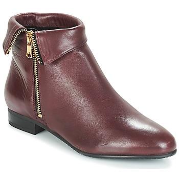Shoes Women Mid boots André PIMENTO Bordeaux