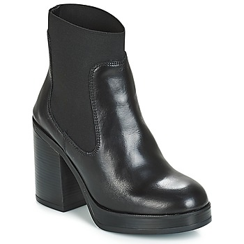 Shoes Women Ankle boots André JESSICA Black