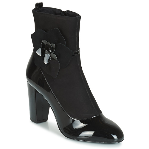 Shoes Women High boots André MAGDALENA Black