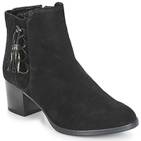 Shoes Women Mid boots André MISS Black