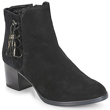 Shoes Women Ankle boots André MISS Black