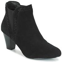 Shoes Women Mid boots André BRITANIE Black