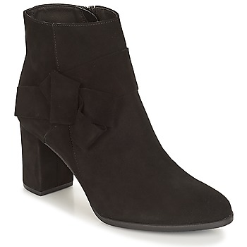 Shoes Women Ankle boots André LEONOR Black