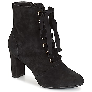 Shoes Women Ankle boots André JUSTINE Black