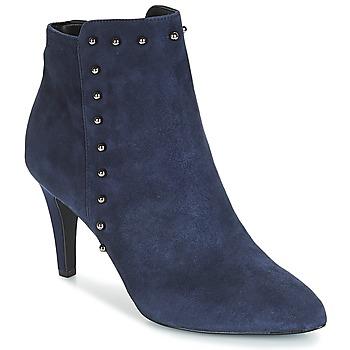 Shoes Women Ankle boots André TEA Marine