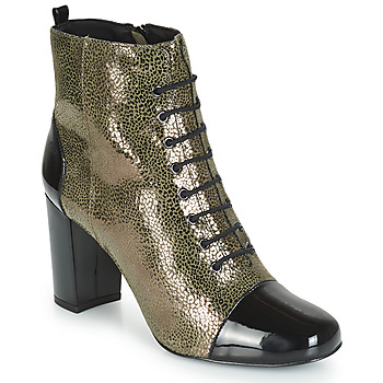 Shoes Women Ankle boots André CONGA Kaki