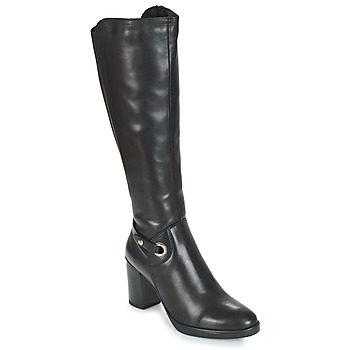 Shoes Women High boots André ALBA Black
