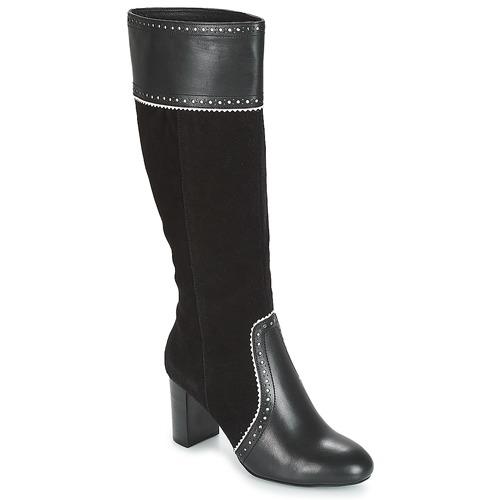Shoes Women High boots André DOLORES Black