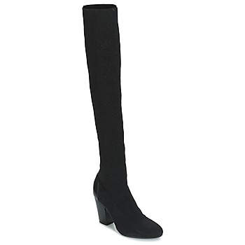 Shoes Women Thigh boots André CATWALK Black