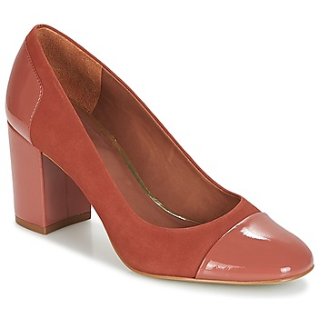 Shoes Women Heels André BRUNA Pink