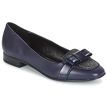 Shoes Women Flat shoes André ANNALISA Blue