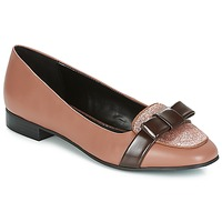 Shoes Women Flat shoes André ANNALISA Taupe
