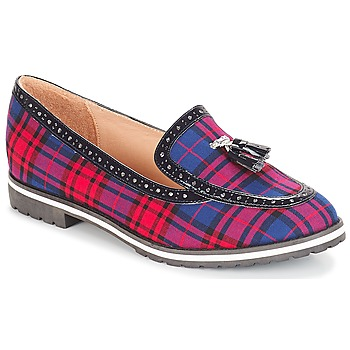 Shoes Women Loafers André DEBBY Multicoloured