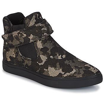 Shoes Women Hi top trainers André SKATE Black