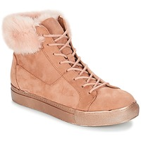 Shoes Women Hi top trainers André ILDA Pink