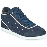 Shoes Women Hi top trainers André KINGDOM Blue