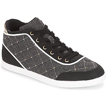 Shoes Women Hi top trainers André KINGDOM Grey