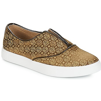 Shoes Women Slip-ons André ROYAUME Kaki