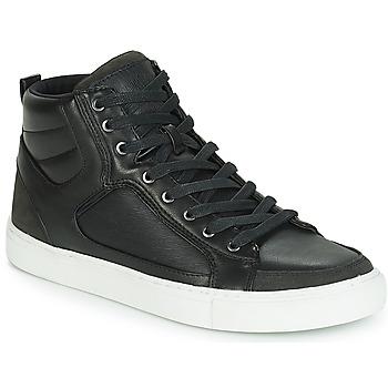 Shoes Men Hi top trainers André ROLLER Black